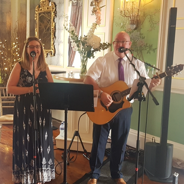 Colm and Claire Church Singers €400