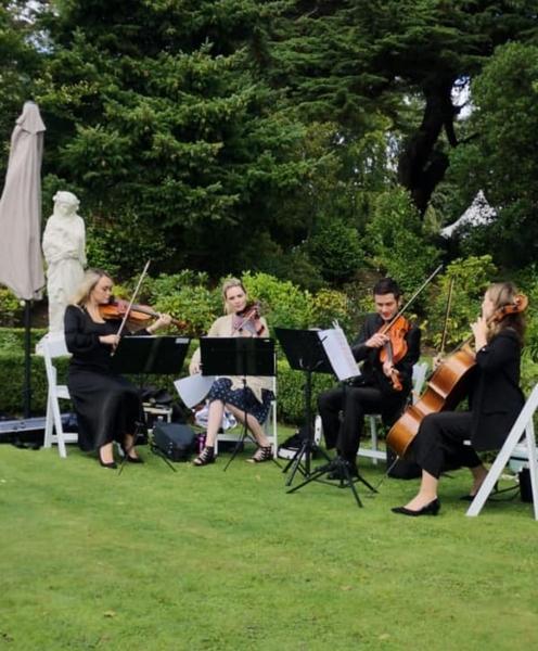 Dansky Ceremonies & Reception Music €350