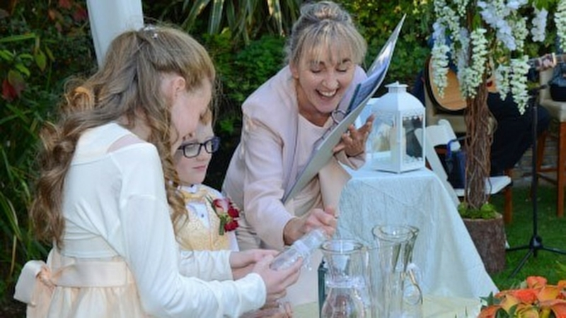 It's Your Day - Wedding and Family Celebrant €435